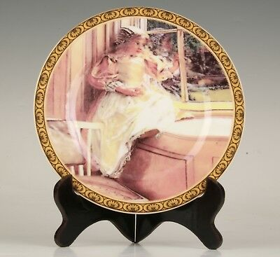 China Precious Porcelain Painting Decorative Plate Old Antique Collection