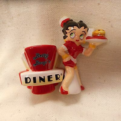 NEW Betty Boop's Diner Salt & Pepper Shakers from Westland Gifts