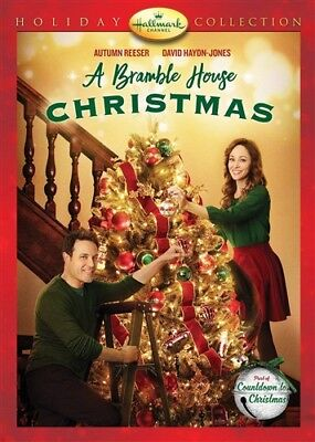 A BRAMBLE HOUSE CHRISTMAS New Sealed DVD Hallmark Channel Holiday Collection