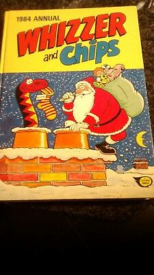Whizzer and Chips 1984 Annual