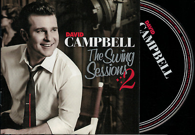 The Swing Sessions Volume 2 ; DAVID CAMPBELL ; 2007 CD