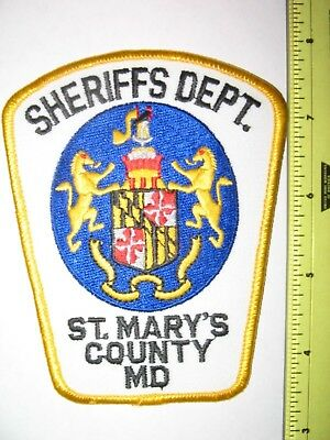 St. Mary's Co. Sheriff's Dept.   - Md.