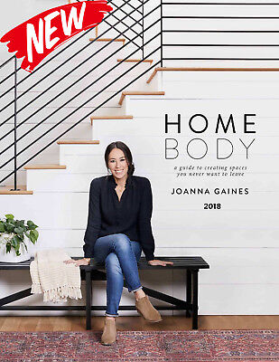 Homebody: A Guide to Creating...2018 by Joanna Gaines (E-B00K||(PDF-EPUB)