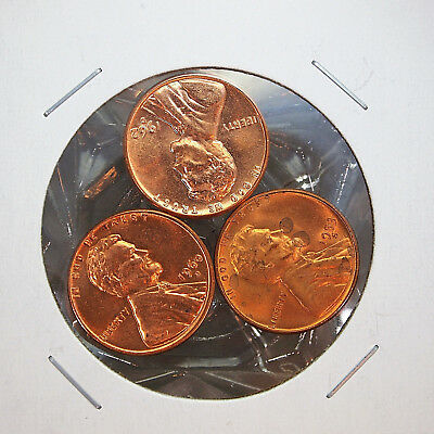 Nice Lot Of 3 United States Coins (Nice Addition To Your Collection).....#13099