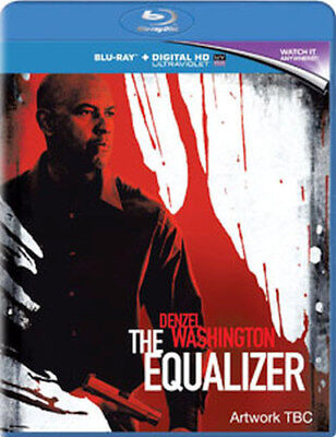 The Equalizer Blu-Ray [Uk] New Bluray