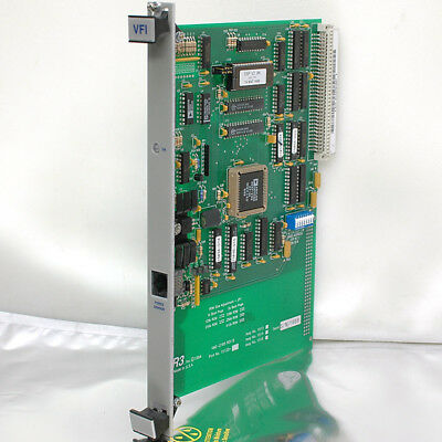 JR3 VME-2105 Adept Technology 10211-00100 VFI Force Interface Board Card
