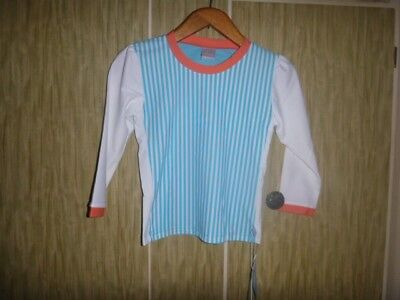 brand new with tags girls size 00 Long sleeve rashie top