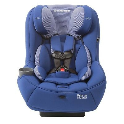Maxi-Cosi Pria 70 Convertible Car Seat Child Safety Air Protect Blue Base