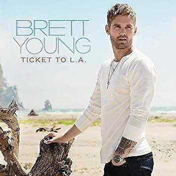 Brett Young - Ticket To L.A. (NEW CD)