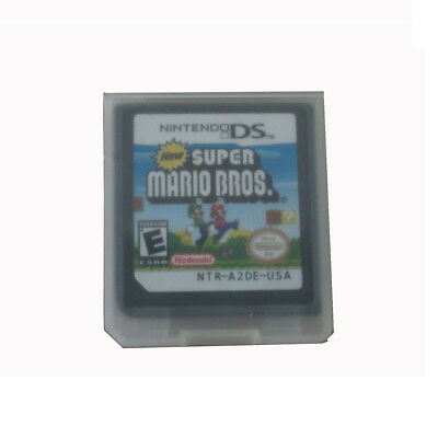 US Super Mario Bros. Nintendo Game Card For 3DS DSI DS XL Lite Game Gifts