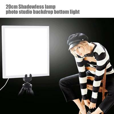 PULUZ LED Shadowless Light Lamp Panel Pad Accessories for Photo Studio Lightbox