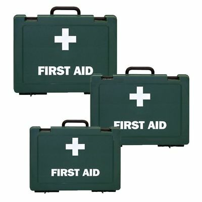 Ezy-Aid EMPTY First Aid Box Workplace Kit Emergency Various Sizes HIGH QUALITY