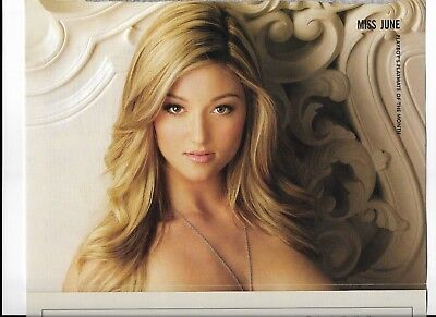 KATIE VERNOLA ~ June 2010 Playboy Playmate ~ REPLACEMENT CENTERFOLD