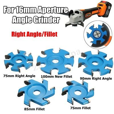 Power Wood Carving Tool Angle Grinder H16 Attachment 100mm For MAKITA /