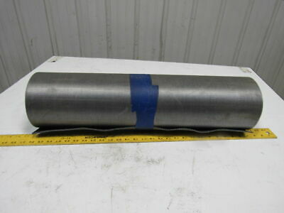 "26"" PVC Woven Back 0.095""T 2 Ply Longitudinal Ribbed Conveyor Belt 22'-5"""
