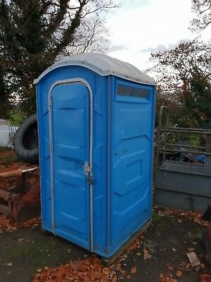 portable toilet site loo campsite workshop building site self contained