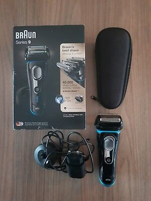 Braun 9240S Electric Shaver RRP£199