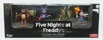 FUNKO Five Nights At Freddy's Collectible Vinyl Figures Set 2