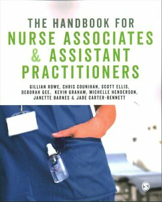 The Handbook for Nurse Associates and Assistant Practitioners 9781526405838