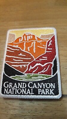 Grand Canyon National Park Iron On Patch NP Series