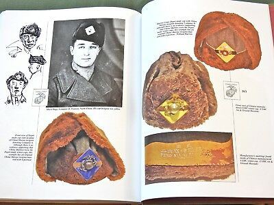 """equipping The Corps Vol. 1"" Usmc Marine Us Ww1 Helmet Pack Reference Book Exc"