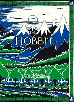The Hobbit Facsimile First Edition by J. R. R. Tolkien 9780007440832