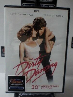 Dirty Dancing 30th Anniversary NEW DVD FREE SHIPPING!!!