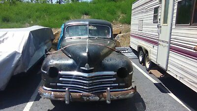 1947 Plymouth Other  1947 plymouth p15 special deluxe