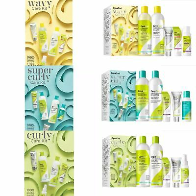 DevaCurl Care Kit (Choose from Wavy, Curly and Super Curly) ***Free Shipping***