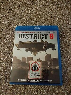 District 9 (Blu-ray Disc, 2009)