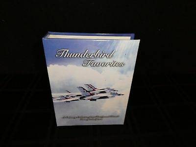 Cookbook THUNDERBIRD FAVORITES: A Collection Of Recipes By Family & Friends(390)