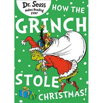 How the Grinch Stole Christmas - Paperback NEW Seuss, Dr. 2010-10-28