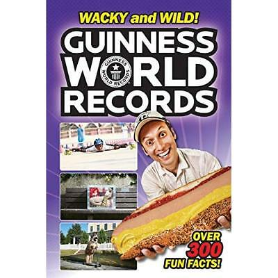 Guinness World Records: Wacky and Wild! - Paperback NEW Calista Brill ( 2016-02-