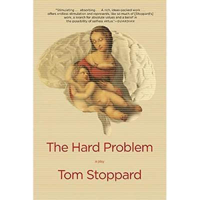 The Hard Problem: A Play - Paperback NEW Tom Stoppard(Au 2015-10-06