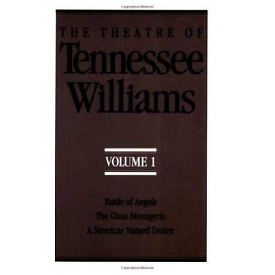Theatre of Tennessee Williams V 1:  Battle of Angels  & - Paperback NEW Williams