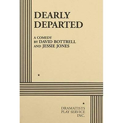 Dearly Departed - Paperback NEW Bottrell, David 1992-06