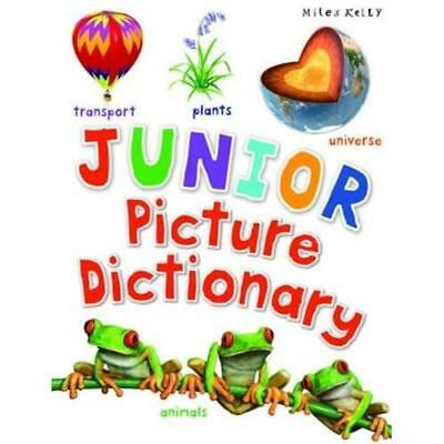 Junior Picture Dictionary - Paperback NEW Miles Kelly (Au 1 Sept. 2016