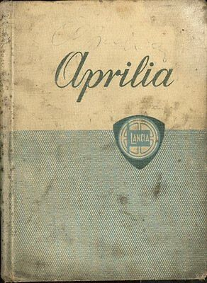 Lancia Aprilia Documentation on CD/DVD Choose ONE of Two for this auction !