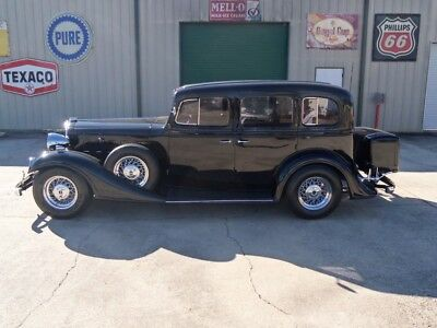 1933 Other -- 1933 Buick Sedan Series 60 350 Chevy Engine ALL STEEL CAR Dual Side Mounts LOOK