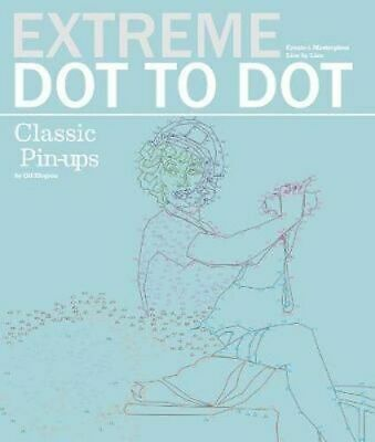 NEW Extreme Dot to Dot By Patricia Moffett Paperback Free Shipping