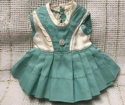 "1950s Vintage Doll Clothes - 8"" Baby Doll Romper, Vogue Ginnette, Patsyette"