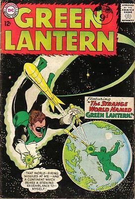 Green Lantern Issue 24 By Dc Comics
