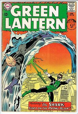 Green Lantern Issue 28 By Dc Comics