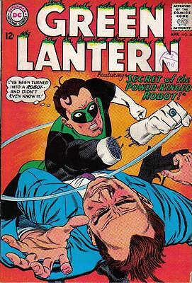 Green Lantern Issue 36 Produced By Dc Comics