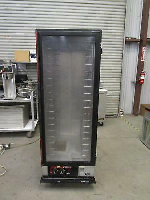 Metro CM2000 Oven Proofer Food Warmer with C175 Cabinet & 17 Trays Tested (140)