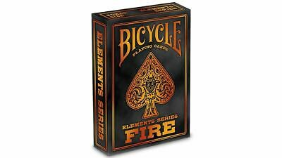 Magic Tricks | Bicycle Fire Playing Cards