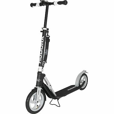 HUDORA BigWheel Air 230, Scooter, schwarz