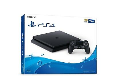 Sony PlayStation 4 PS4 Slim 500GB - NEW!!!