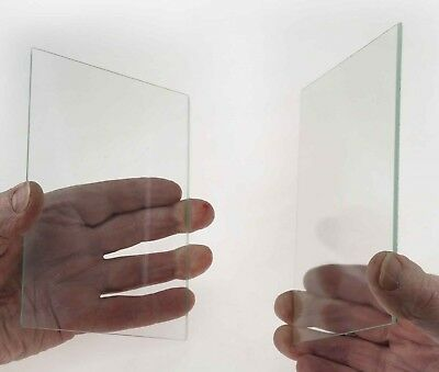 De Vere 504  4x5 Inch Glass Inserts For The Negative Carrier's - Anti Newton.