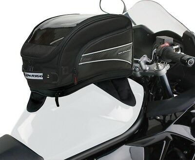 Nelson-Rigg CL-2016MG Journey XL - Magnetic Mount Tank Bag - Black